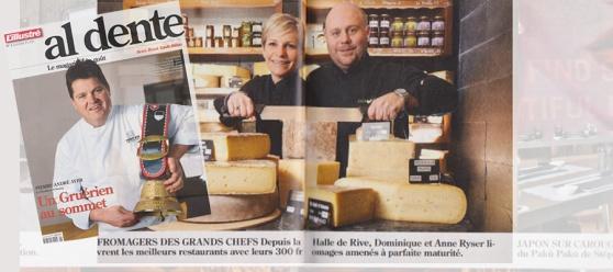 Al Dente Illustré Bruand Genève